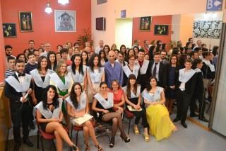 Graduación 2014