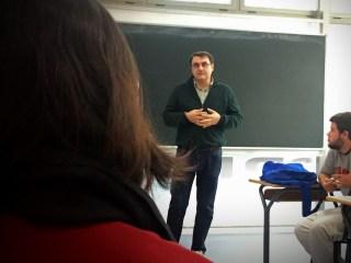 Juan Martinez imparte la conferencia inaugural del curso