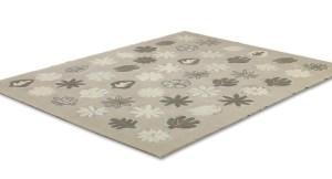 Flora Light Grey Carpet