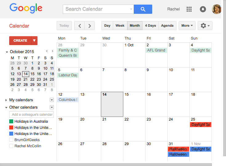 Embed Multiple Google Calendars Wordpress Howto Merge Google Calendars Together The Spark Between How To Add A Responsive Calendar To Your Wordpress Site