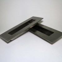 Flush Pull Handle | Cavity sliding door | Aluminium ...