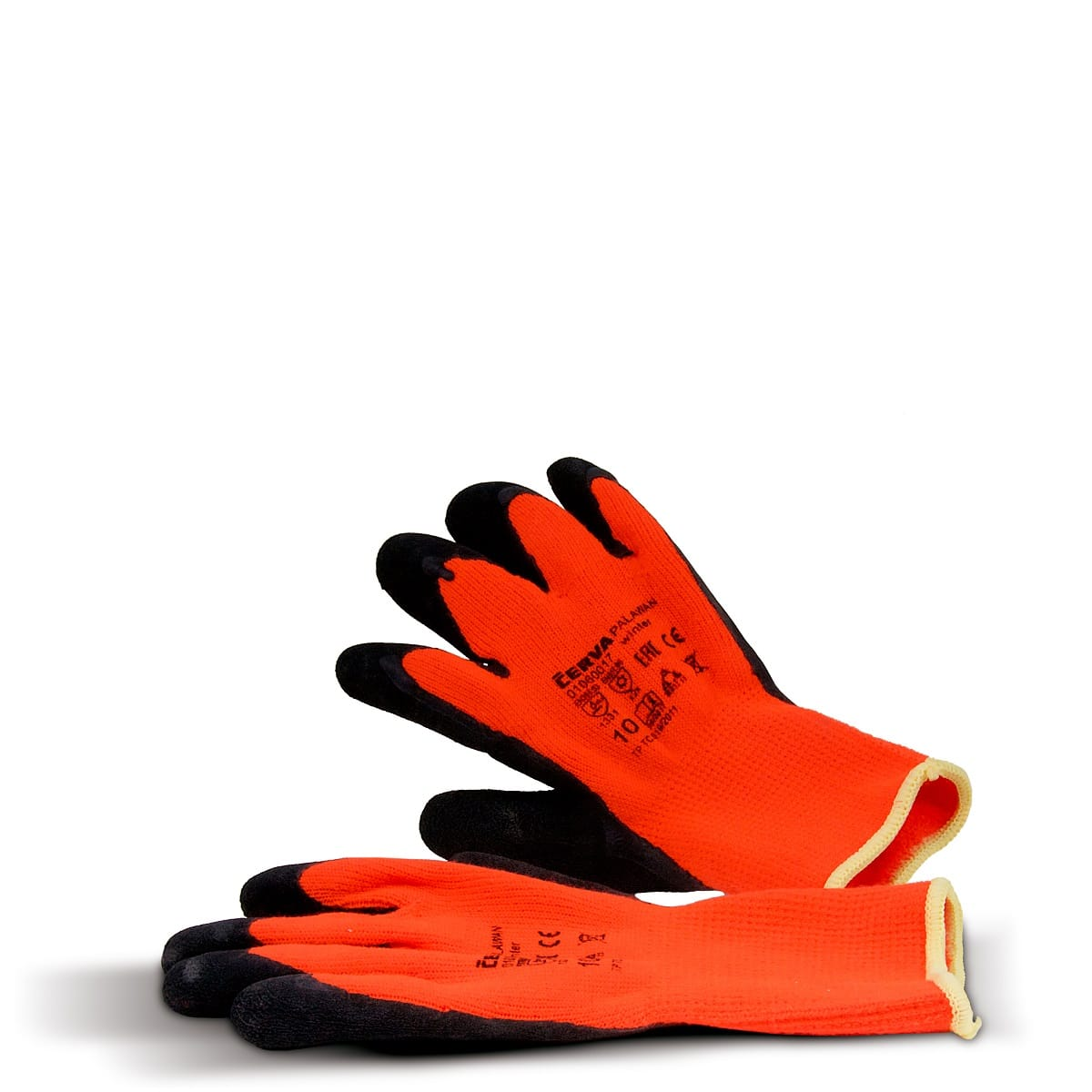 Isolerende Latex Winter Gloves