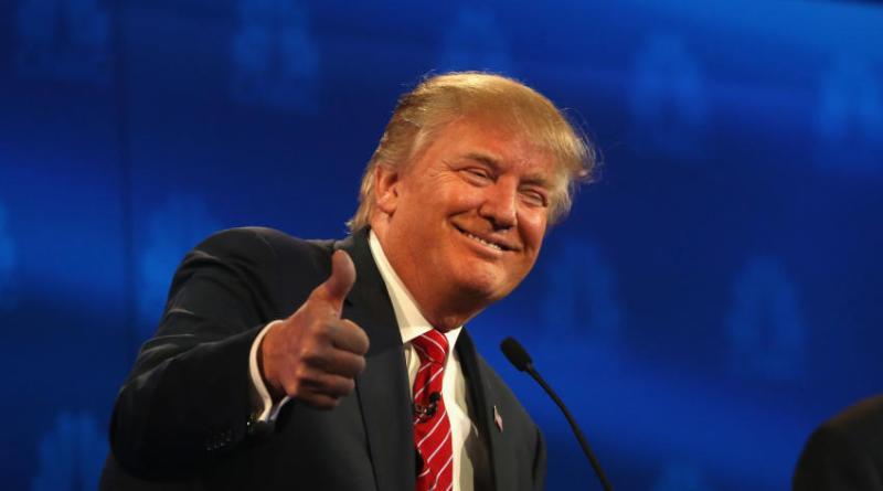 La victoria de Donald Trump Trump-contento