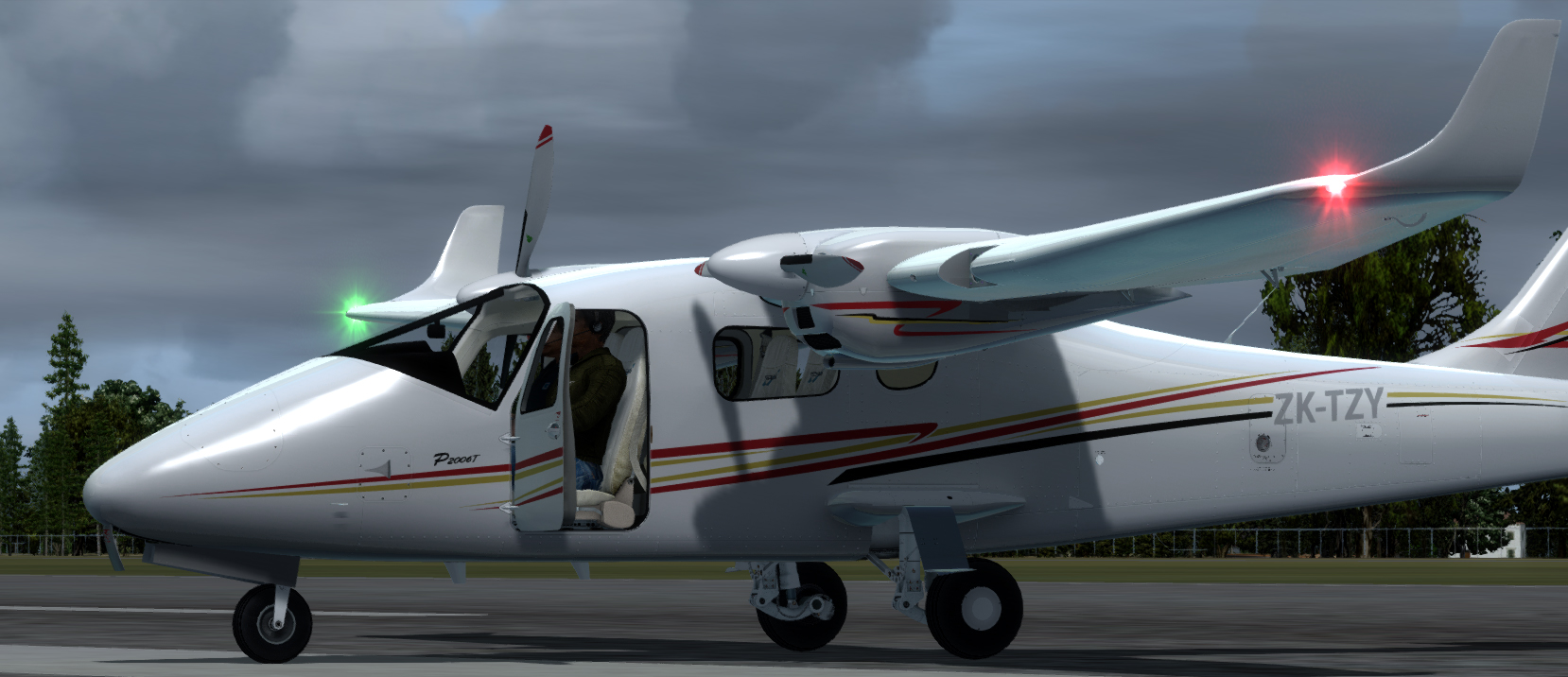 Fsx Planes Wilco Publishing Announces The P2006t By Tecnam For