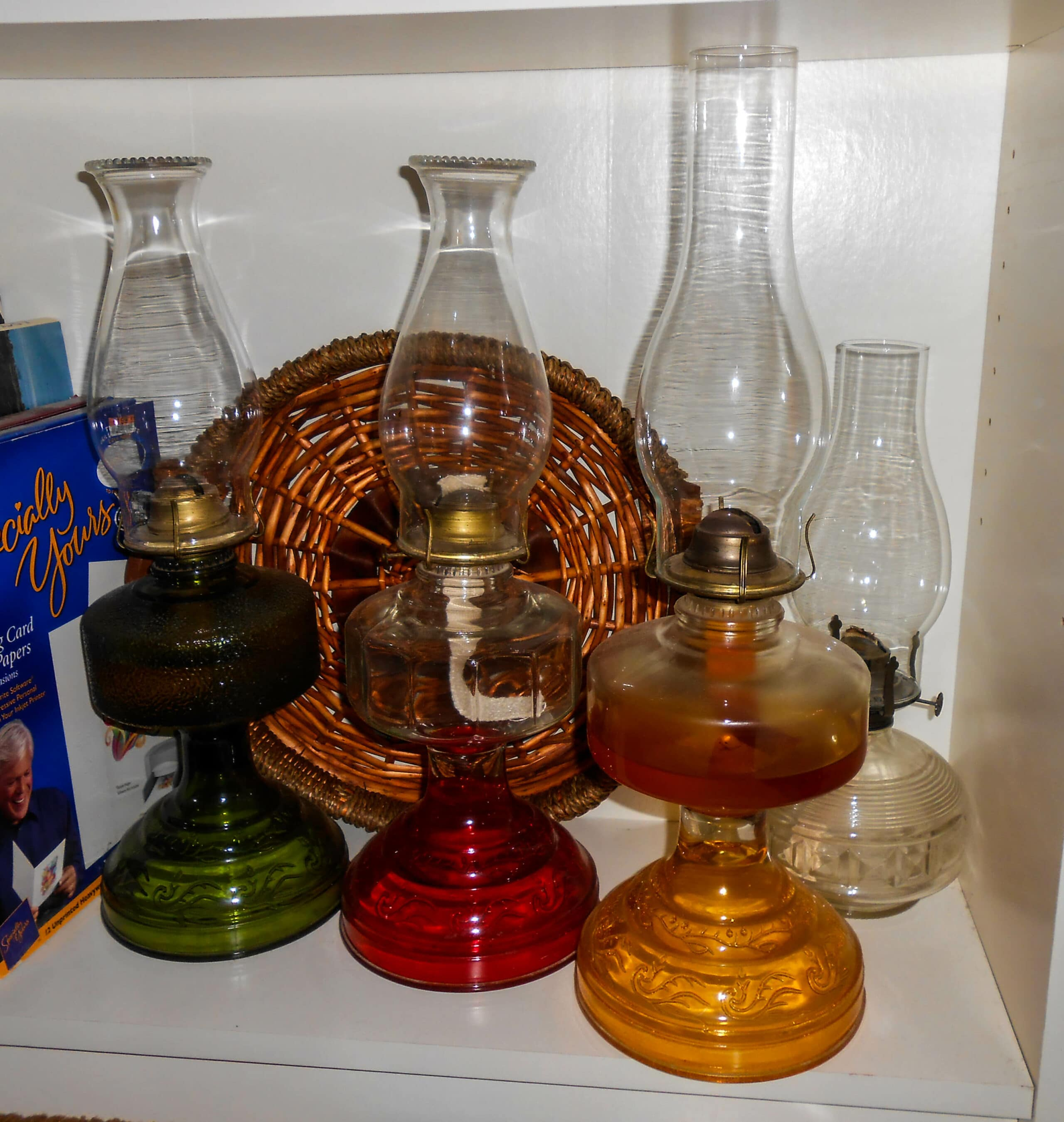 Diy Kerosene Lamp Preparedness Advice