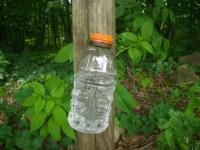 DIY Paracord Water Bottle Holder - Preparing for shtf
