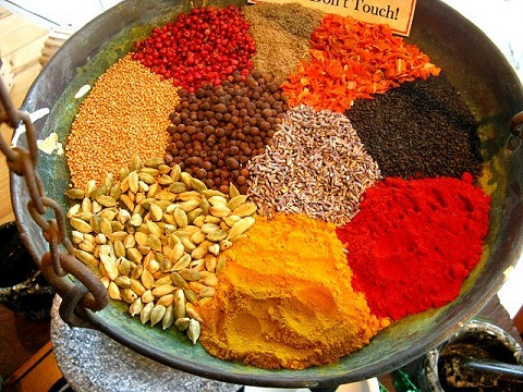 Lure of Spice