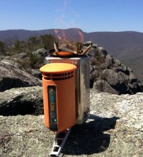 Preppers will - biolite stove charger