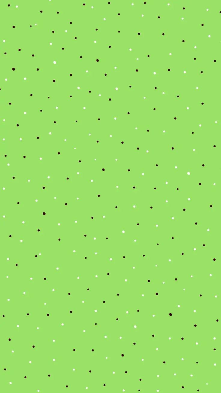 Polka Dots Wallpaper For Iphone 10 Colorful Polka Dot Iphone Wallpapers Preppy Wallpapers