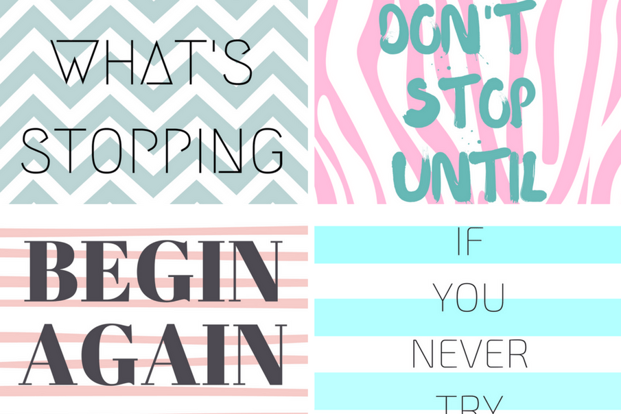 Dream Wallpaper Quotes 5 Cute Iphone Wallpapers To Keep You Motivated Preppy