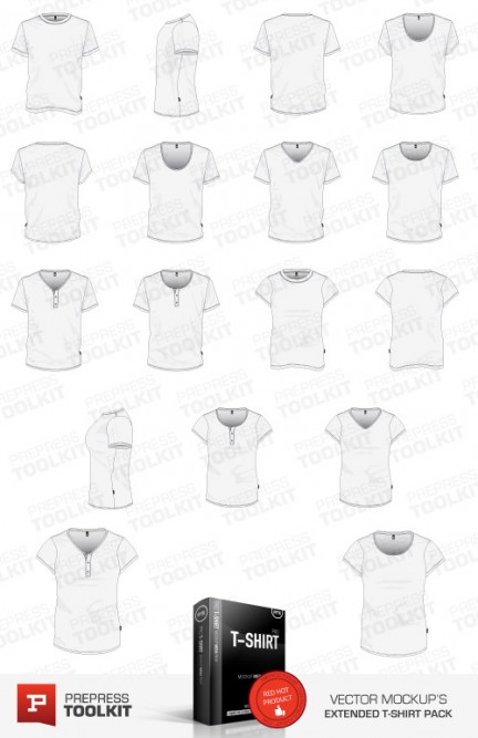 Pullover Hoodie Mockup Templates Pack Ultimate Vector Garment Mockup Kit
