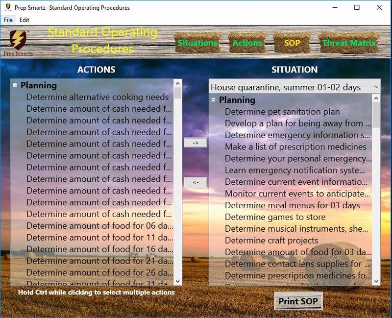 Buy Prep Smartz Personal Emergency Response Planning Software