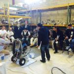 PDCA North East Council Painter Training – Feb '15