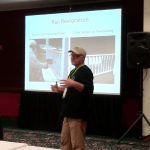 P2F teaches AIA class at 2015 Deck Expo in Chicago