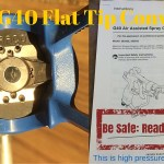 How to Convert a Graco G40 from RAC to Flat Tip