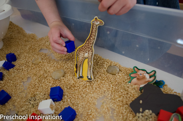 The Importance of Sensory Play ~ Preschool Inspirations-4