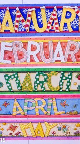 making calendar meaningful Archives - Preschool Inspirations