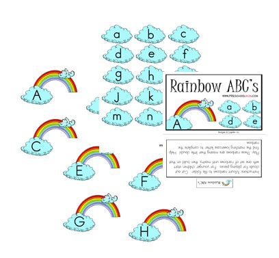 Weather Preschool Printables - Preschool Mom