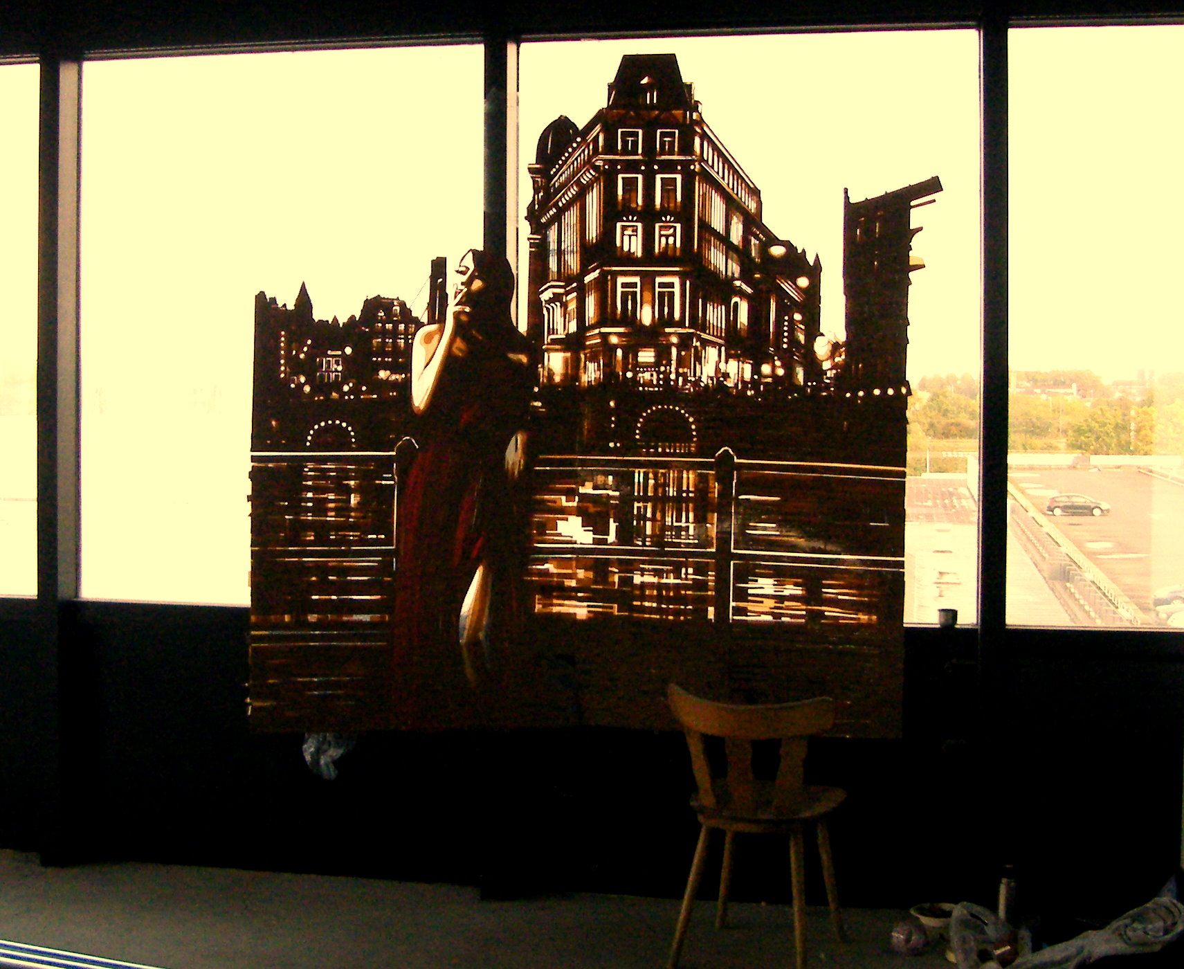 Museum Night Amsterdam 2016 Bars Lounges And Restaurants Max Zorn