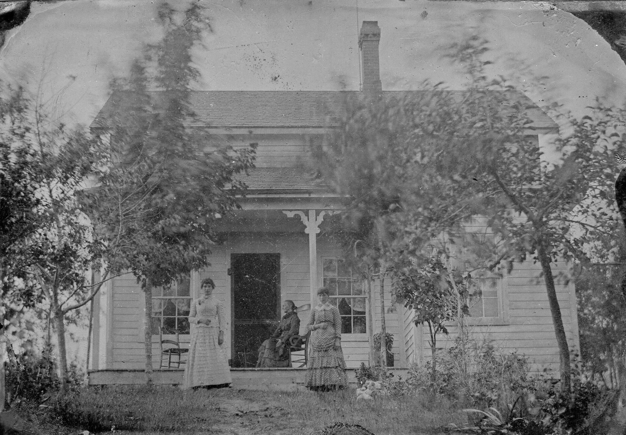 The Wilfrid Boutique Farmhouse Farmhouse Pictures In The 1850s