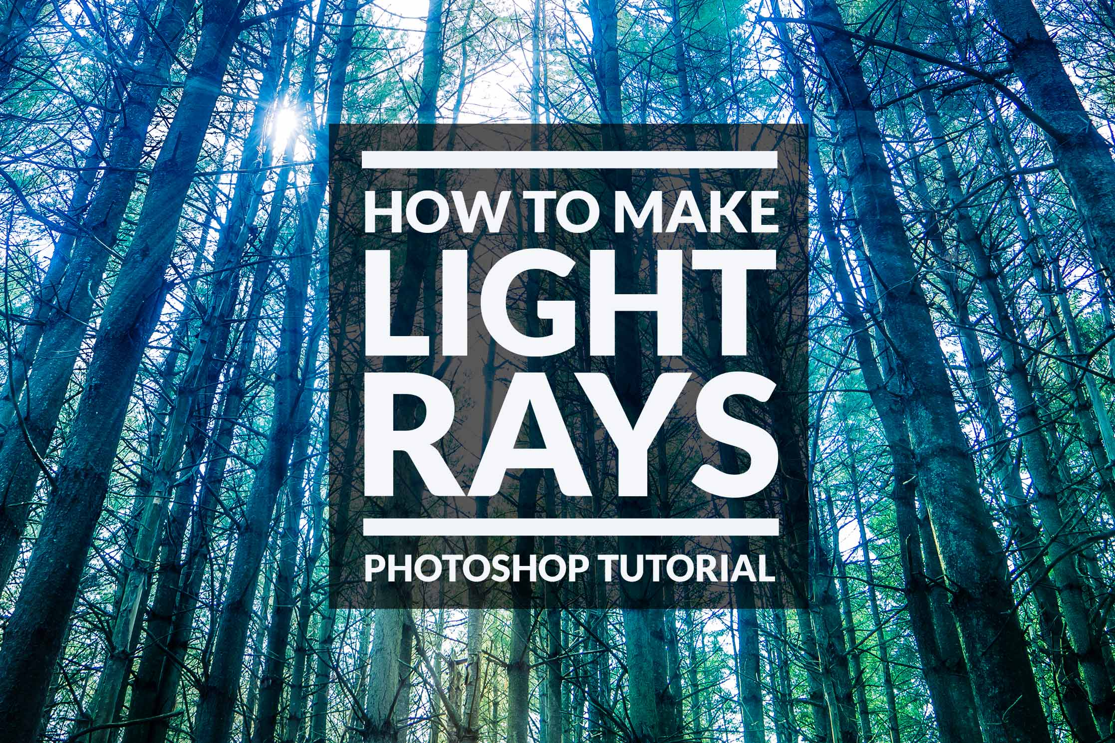 How To Make A Nightlight Presetpro How To Make Light Rays In Photoshop
