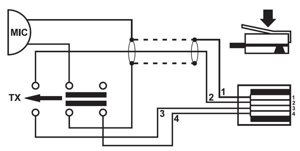 1 wire rj11 pinout