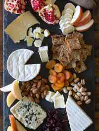 Ultimate Winter Cheese Plate | Brie Cheese Recipe ...