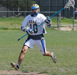 Gauchos score five straight to shake Claremont