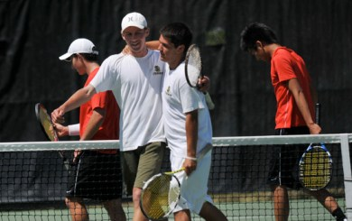 Baum and Diaz claim CIF Finals spot