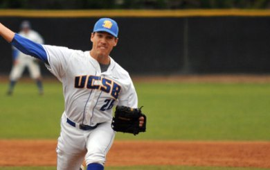 UCSB's Vedo has no-hitter broken up in ninth