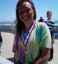 Dos Pueblos Surfer of the Week: Arianna Wallis