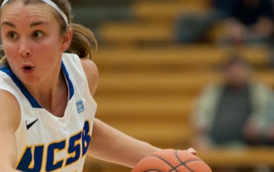 Gaucho women change script on Tigers, reach Big West title game