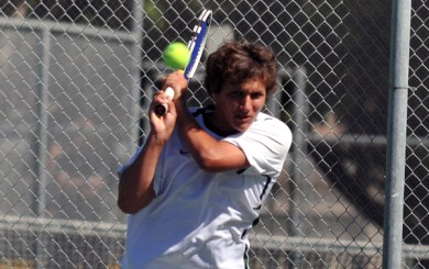Maassen captures Channel League singles title