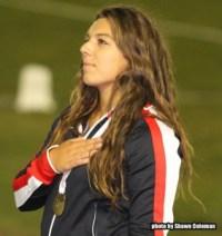 Scarvelis takes Gold at Pan American Games  Presidio Sports