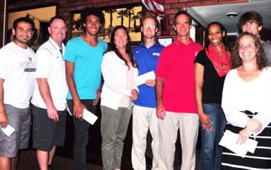 SBART Luncheon: Track teams receive a nice reward from the SBAA