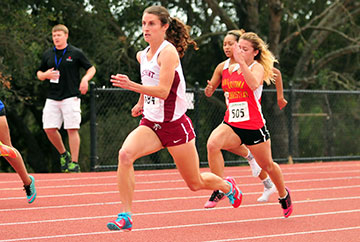 TRK: Westmont teams in first at GSAC Championships