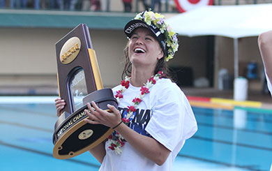 WWP: Neushul leads Stanford over UCLA for NCAA title