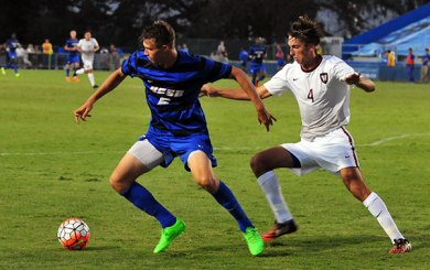 DePuy is golden for Gauchos in OT win