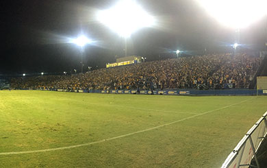 UCSB-Cal Poly crowd was second-largest in NCAA regular-season history