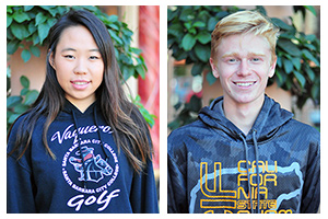 Athletes of the Week: SBCC's Chang, DP's Clark
