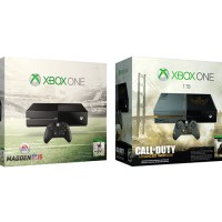 GC2014: Microsoft Announces Four New Xbox One Bundles