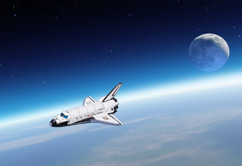 No NASA Space Shuttle or ISS astronaut has gone to space PRESS Core