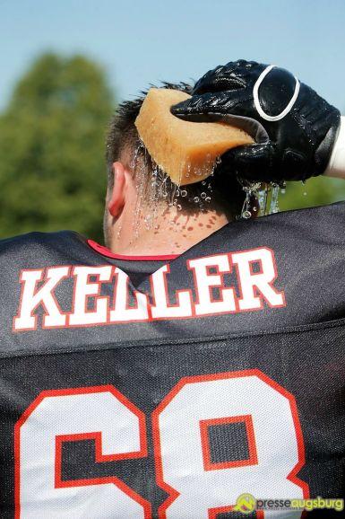 Florian Keller wird künftig nicht mehr für die Ants schwitzen.