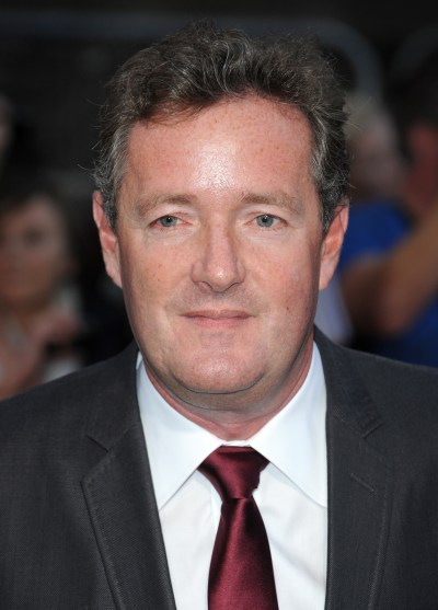 PIERS MORGAN | PRESS GANG