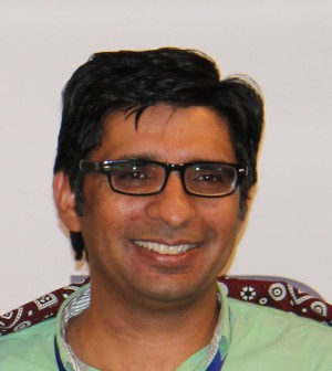 Aoun Sahi, bureau chief at Channel 24 in Islamabad and an LA Times contributing writer
