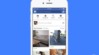 フェイスブック フリマ機能をリリース!メルカリ・ヤフオク・ジモティーの脅威に