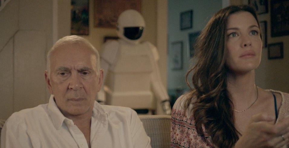 Robot & Frank © 2012 Constantin