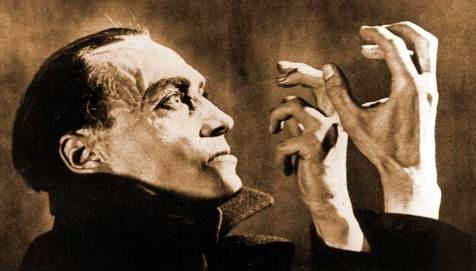 Orlacs Hände (1924), Regie: Robert Wiene