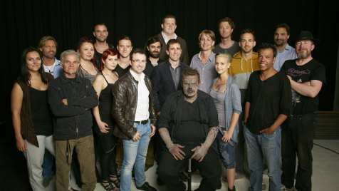 Cast & Crew von After Hell