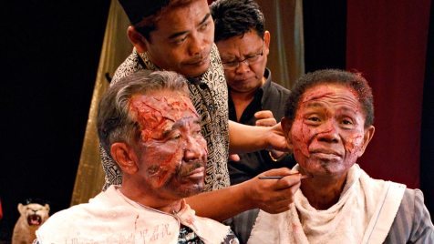 The Act of Killing. 26.10. (18:00), 27.10. (16:00)